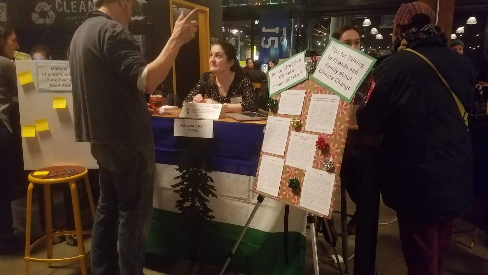 Cascadia-Climate-Action