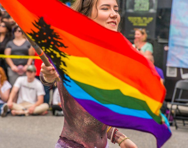 cascadia solstice rainbow pride